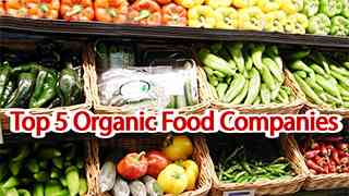 Top 5 Organic Food Companies